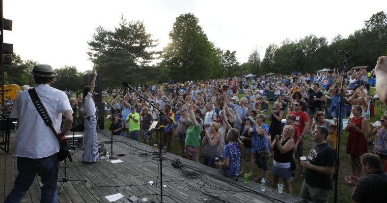 Photos: Lori Savaree captures the outstanding 10,000 Maniacs concert at Griffis Sculpture Park