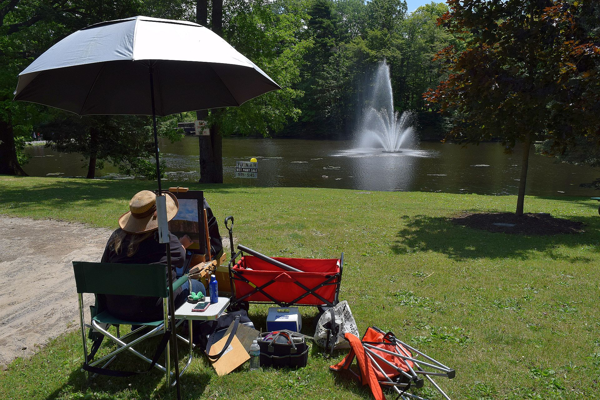 Clarence Summer Art and Plein Air Festival