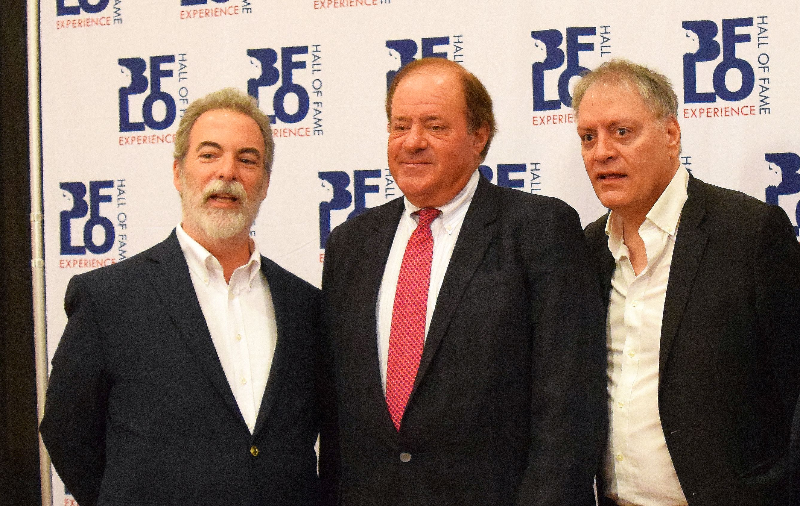 The legendary Chris Berman comes to town…and meets a couple of Maniacs.